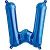 ballon-en-forme-de-lettre-w-bleu