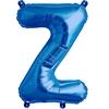 ballon-en-forme-de-lettre-z-bleu