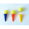 10 poppers glace 9 cm