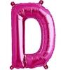 ballon-lettre-d-rose