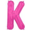 ballon-lettre-k-rose
