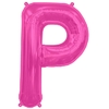 ballon-lettre-p-rose