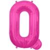 ballon-lettre-q-rose