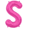 ballon-lettre-s-rose