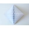 losange-papier-alveole-blanc