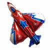Ballon mylar avion de chasse