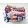 Ballon mylar camion de pompier