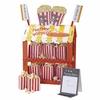 Présentoir carton Popcorn ou Hot Dog