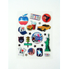 15 Stickers New-York