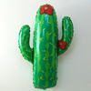 Ballon mylar cactus
