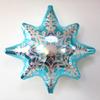 Ballon mylar étoile des neiges
