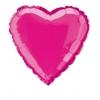 ballon-mylar-coeur-fuchsia