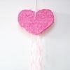 Pinata coeur rose