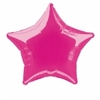 ballon-mylar-etoile-fuchsia