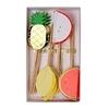24 pics décoratifs toppers fruit