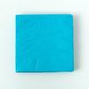 serviette-papier-jetable-turquoise