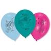 10 ballons de baudruche Reine des Neiges