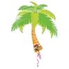 Ballon mylar palmier