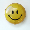 Ballon mylar smiley jaune