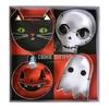 4 emporte-pièces d'Halloween
