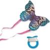 1 mini cerf-volant papillon
