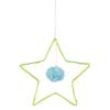 Mobile étoile et pompon