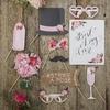 9 accessoires photobooth mariage bohème chic