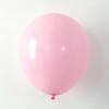 10 ballons de baudruche latex rose clair