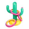Jeu d'anneaux cactus flottant