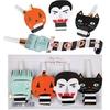 4 sans-gêne Halloween