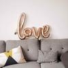 ballon-love-en-aluminium-rose-gold