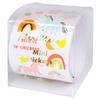 500 mini stickers licorne