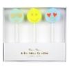 6 bougies anniversaire emoji