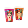 12 gobelets Frida Kahlo