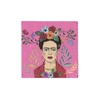 20 serviettes cocktail Frida Kahlo