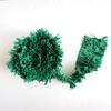 Guirlande à franges vert jade