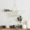 couronne-de-lavent-forme etoile-merry-christmas-ginger-ray