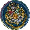 8 assiettes dessert Harry Potter