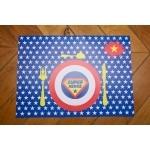 set-de-table-anniversaire-garçon-super-heros