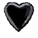 ballon-mylar-coeur-noir