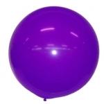 ballon-geant-violet