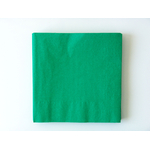 serviette-en-papier-vert-emeraude