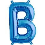 ballon-en-forme-de-lettre-b-bleu