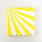serviette-jetable-jaune-toot-sweet-meri-meri