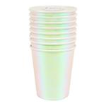 gobelet-jetable-carton-iridescent-anniversaire-sirene-meri-meri