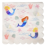 serviette-fete-anniversaire-sirene-meri-meri