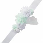 ceinture-baby-shower-fleurs-en-tissu-vert-menthe-et-blanc-ginger-ray