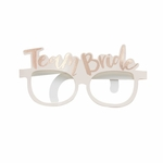 lunette-en-papier-evjf-mariage-team-bride-rose-gold-gingerray