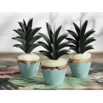cake-toppers-feuille-ananas-deco cupcake-tropical