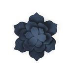kit-diy-creation-fleurs-en-papier-bleu-marine-deco-table-mariage